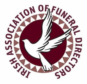 The Irish Association of Funeral Directors logo