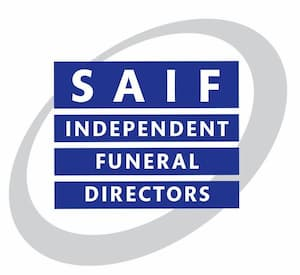 The SAIF logo